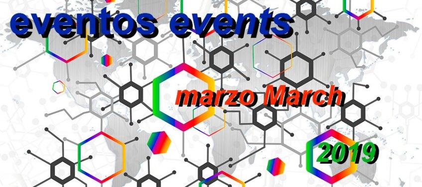 Ferias internacionales en marzo 2019