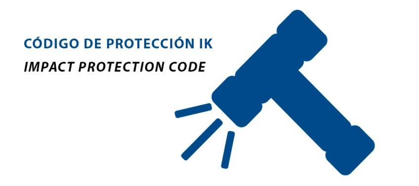Grado de protección IK en material eléctrico