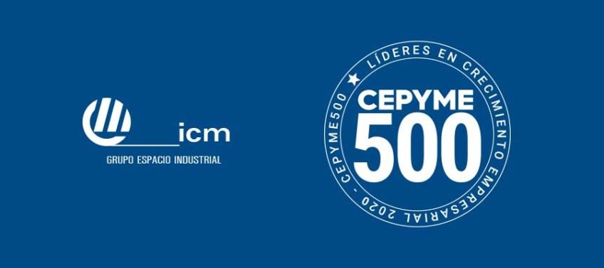 ICM, empresa CEPYME500