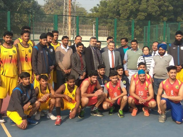 The North Zone Inter-University Basketball Tournament