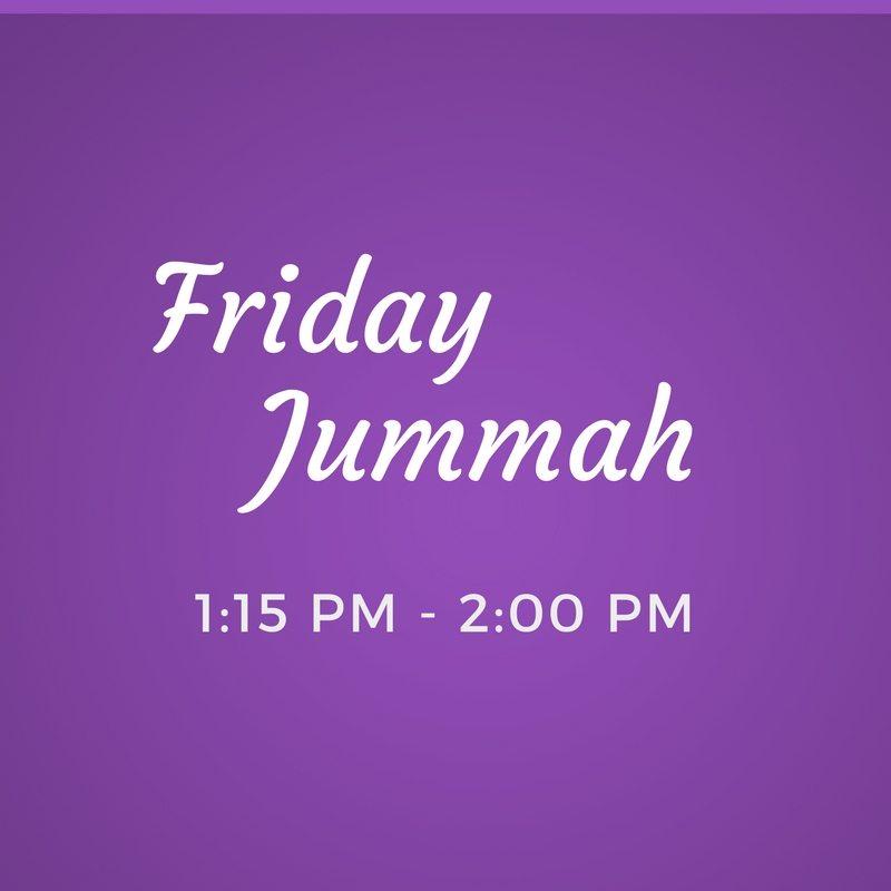 Friday Jummah