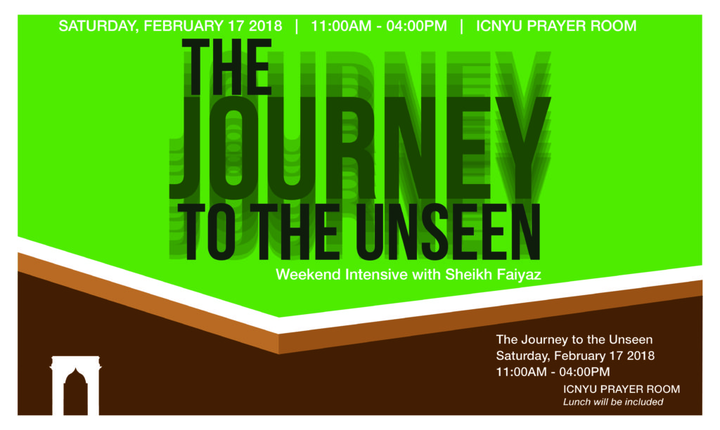 The journey to the unseen- FB