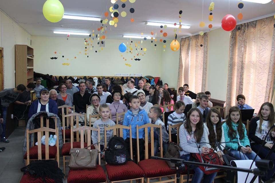 Berdyansk, Ukraine Church Plant