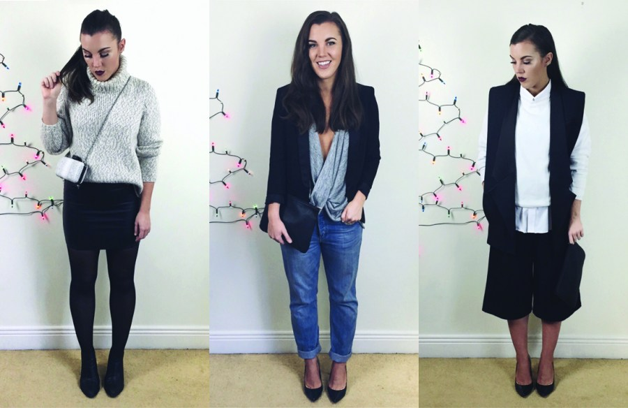 3 Festive outfits To Style From Clothes You Already Own