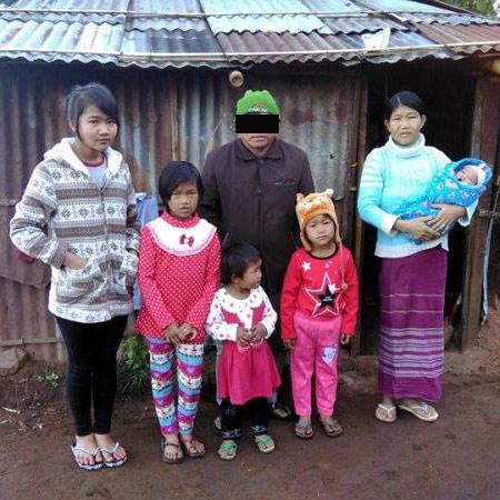 Tai Tai's family