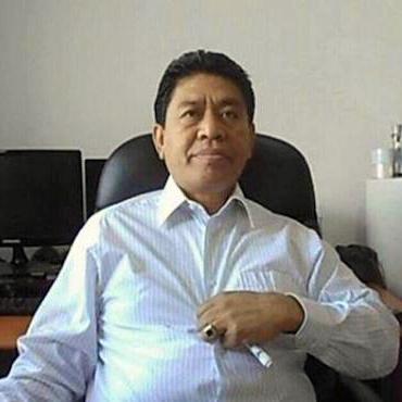 Pastor Abraham Ben Moses (Photo Credit: UCA News)
