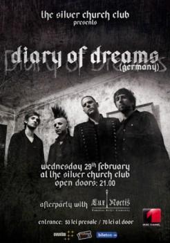 2012.02.29 dod final 246x350 Concert Diary of Dreams în The Silver Church din Bucureşti