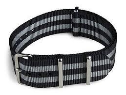 Affordable Bond Wardrobe watch strap NATO
