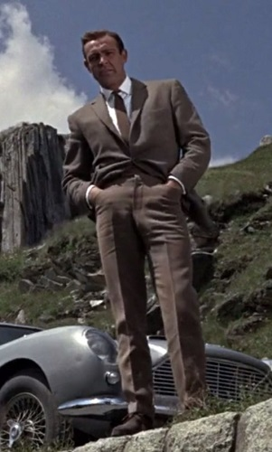 Bond style for bigger guys