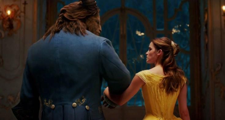 Ariana Grande & John Legend Duet For Final 'Beauty & The Beast' Trailer image