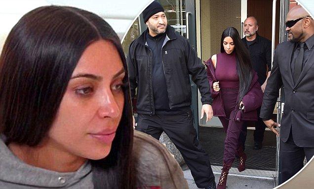 Kim Kardashian Still Has FRIGHTENING Flashbacks From Robbery Thanks to Kanye West! image