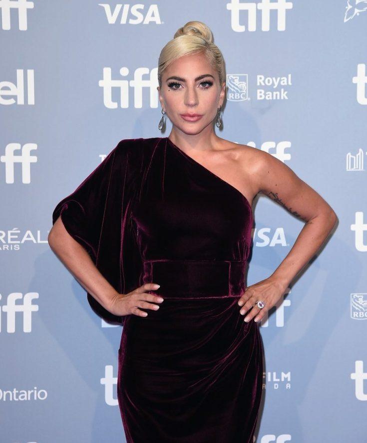 Lady Gaga Talks About ADDICTION! image