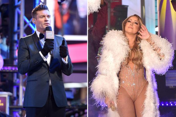 Ryan Seacrest Releases Statement on Mariah Carey image