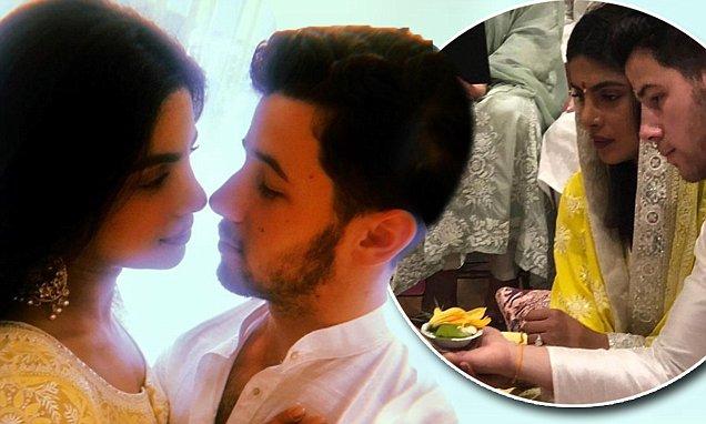 Priyanka and Nick Jonas Announce Engagement on Instagram! image