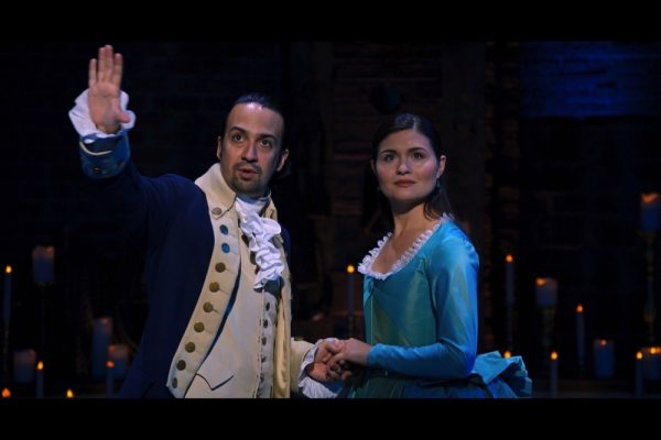 'Hamilton' The Film of the Original Broadway Production  to Air Exclusively on the OSN Streaming App