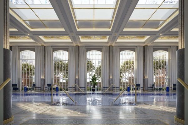 WALDORF ASTORIA NEW YORK RETURNS