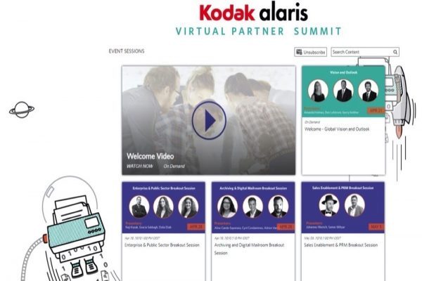 Kodak Alaris Announces 2020 Partner of the Year Award Winners