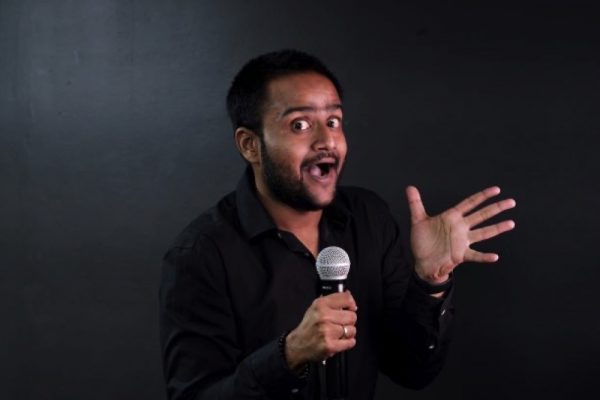 The Junction presents Dubai's first live comedy show