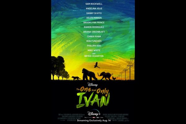 "Disney's ""The One and Only Ivan"" premieres in the region"
