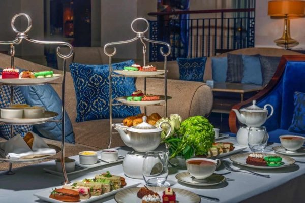 CELEBRATE AFTERNOON TEA WEEK AT THE RITZ-CARLTON