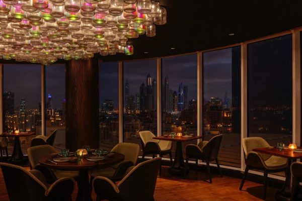 HANAMI Brings Sunset Sips to the Dubai Skyline