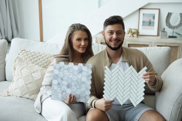 Newly Launched 'The Tile Society' Brings 3D Peel-
