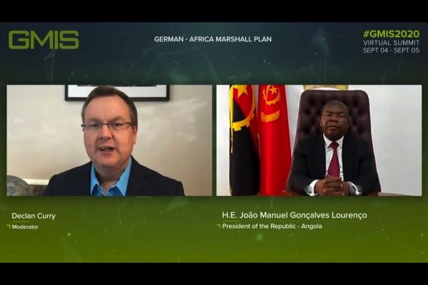 GERMANY'S MARSHALL PLAN WITH AFRICA WILL PROMOTE