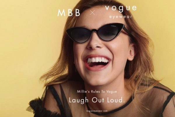 MILLIE'S RULES TO VOGUE – RULE 5 LAUGH OUT LOUD