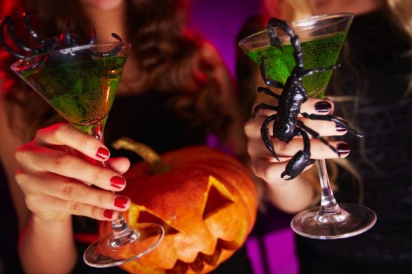 Celebrate a Spooktacular Halloween Week with The H Bar
