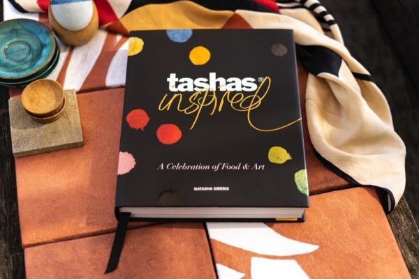 tashas Inspired: A Celebration of Food and Art
