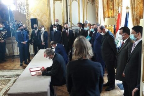Alstom and the Iraqi Ministry of Transport sign a Letter