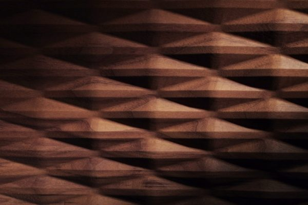WORLD-FIRST THREE-DIMENSIONAL WOOD PANELS IN ALL-