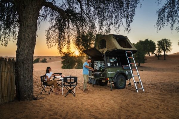 Sand Sherpa launches the first and only self-drive camping experience