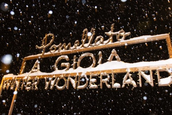 POMELLATO HOSTS THE 'LA GIOIA WINTER WONDERLAND'