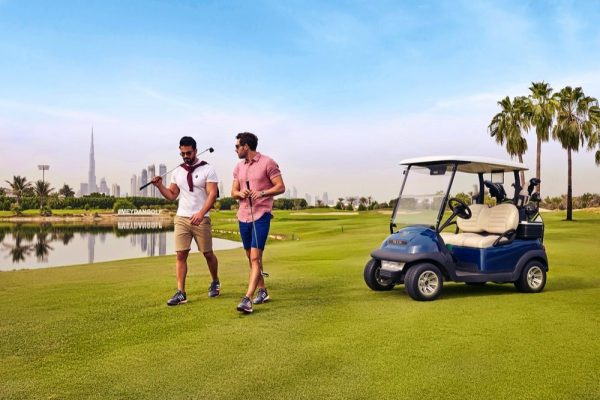 Swing, Play and Dine This Winter at The Meydan Hotel