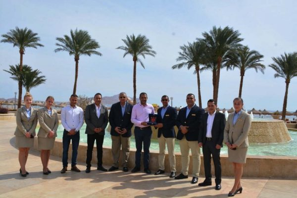 Baron Resort Sharm el Sheikh is the best seller in Kazakhstan Market