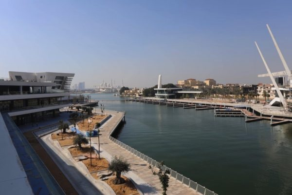 New Riviera-Style Marina Coming to Al Qana