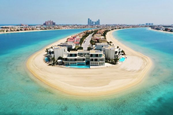 MState presents Villa Aurum, Dubai's most desirable beachside villa