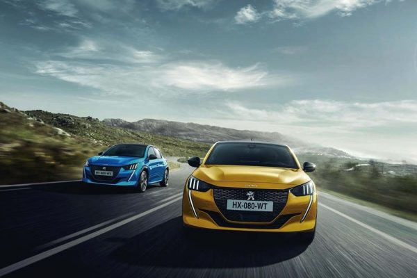 Futuristic and Young: New PEUGEOT 208 makes GCC Debut
