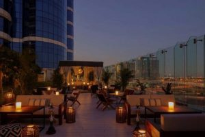 Paramount Hotel Dubai presents: 'Dine with the Stars'