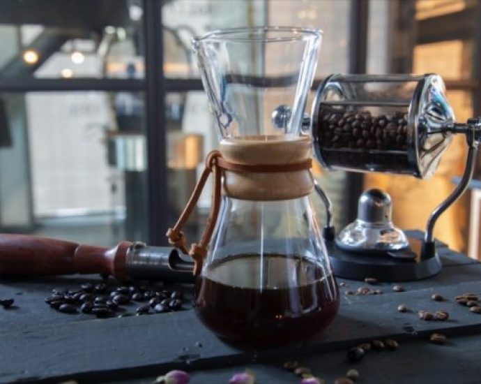 BLACK COFFEE BY CAFÉ YOUNES HAS IT ALL