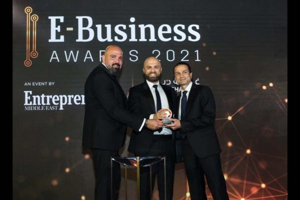 iKcon awarded 'Cloud Kitchen Business of the Year',