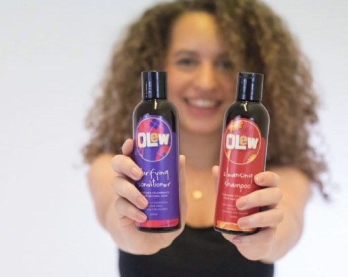 Introducing Olew: The Welsh Natural Haircare Brand