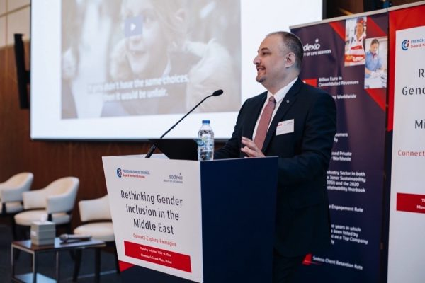 Sodexo Middle East Emphasizes the Urgency of Diversity
