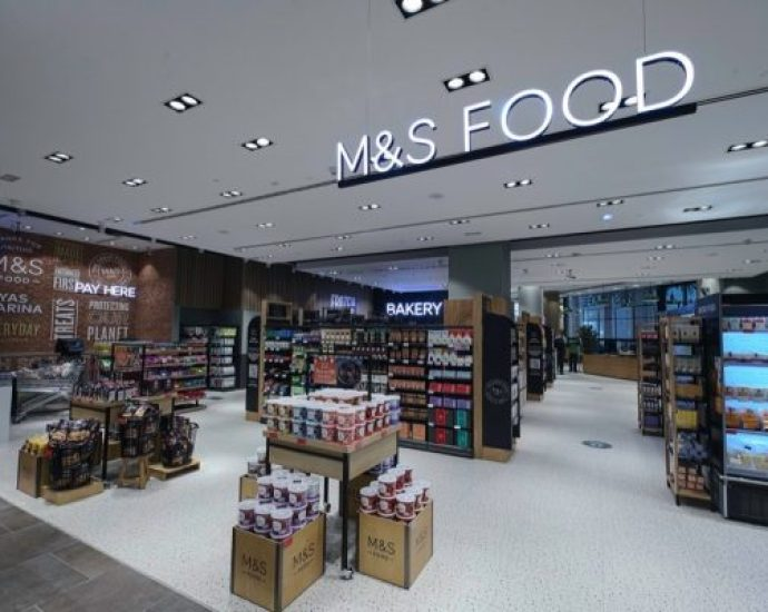 Marks & Spencer unveils its revamped store at Yas Mall