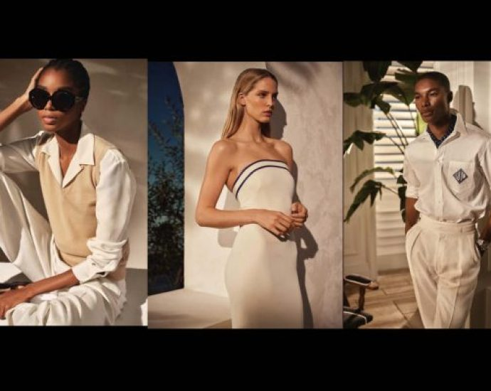"""Ralph Lauren Presents """"All or Nothing at All"""" Featuring"""