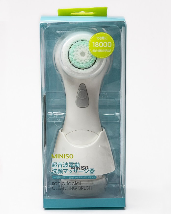 Miniso Deep Cleansing Ultrasonic Face Cleanser