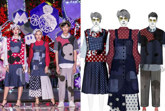 Candle Ray Torreverde Fashion Designers Celebrate 90 years of Mickey Mouse