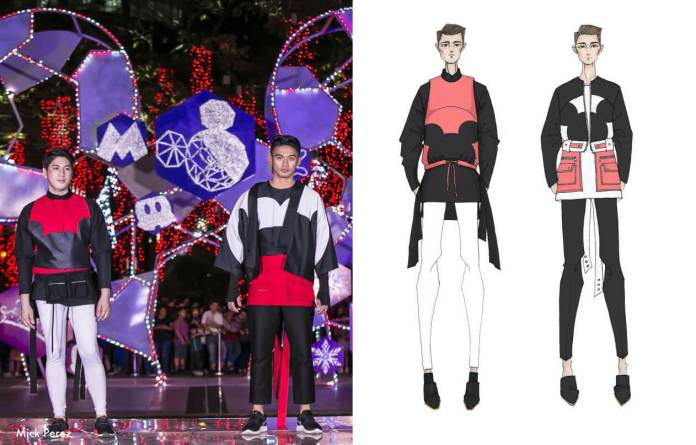 Mick Perez Fashion Designers Celebrate 90 years of Mickey Mouse