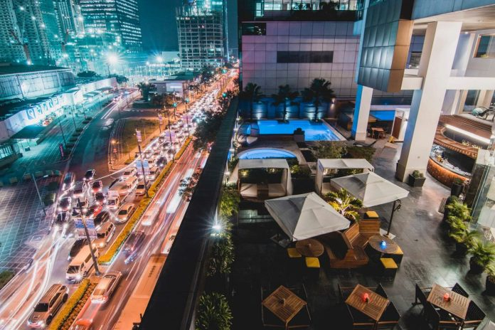 End the Year with a Colorful Blast at F1 Hotel Manila